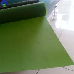 クリスマスツリーの葉または囲うことのための緑の堅いPVCシート