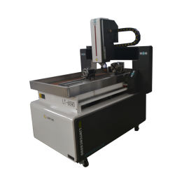 rebajadora CNC para madera Mini CNC Router con certificado CE 6090