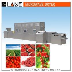 30kw Drogere Machine van de Sterilisatie van de microgolf de Drogende voor Wolfberry