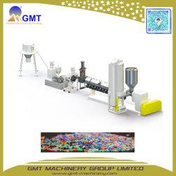 Plastique PC/PE/PP Composant la Pelletisation Réutilisant la Machine