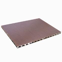 Алюминиевый композитный сэндвич ядра платы ячеек