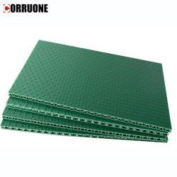 Disque de carton ondulé en polypropylène pour boîte de roulement Honeycomb Conseils