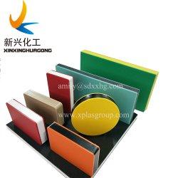 Текстурированные двойной бутерброд цвета PE лист, UHMWPE лист, LDPE лист, HDPE лист