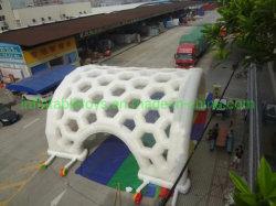 Dôme gonflable géant de la publicité de l'événement Outdoor abri gonflable tente d'art