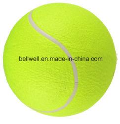 Tecidos de tamanho personalizado Jumbo inflável bola de ténis