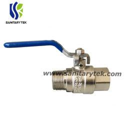 Рукоятка рычага переключения передач латунный шаровой клапан (V18-611)