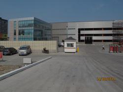 Сборные стальные конструкции здания Multistory в коммерческих целях