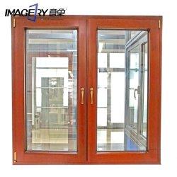 Yx86 La nueva tecnología, compuesto de madera de aluminio de alta calidad de la ventana