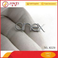A marca de qualidade personalizado os pinos de lapela de metal para vestuário