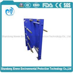Mx25 SUS304 Permutador de calor ar-ar deborracha Fabricação