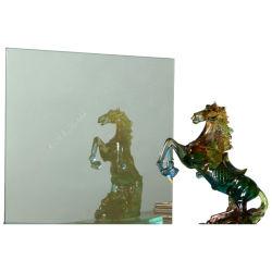 زجاج عاكس أخضر فرنسي بقياس 4 مم 6 مم 330*214 لنظام Windows