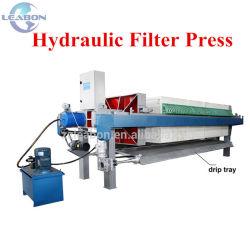 Ampliamente utilizado filtro automático de la máquina de prensa, el filtro de agua, vino, aceite.