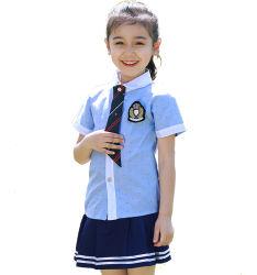 Katoenen van de School van de Meisjes van de douane Rok