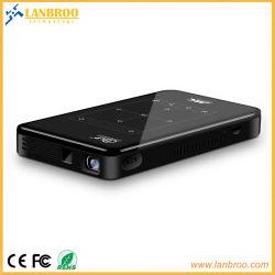 De multifunctionele Draagbare Mini Micro- van de Zak van de Projector van het Huis van WiFi Pico Video HD van de Grootte 1080P met de Fabrikant van China OEM/ODM van de Controle van de Aanraking