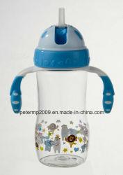 380ml (BPA-free) Novo design da garrafa de sumo de plástico do bebé bebe Bottlel, Kids garrafa de água