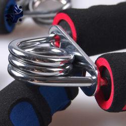 適性装置のプラスチック手はグリッパーを握る