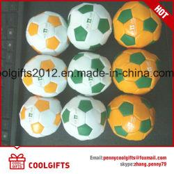 Personnalisés ballon de soccer Hacky Sack Kick avec du PVC en cuir pour enfants