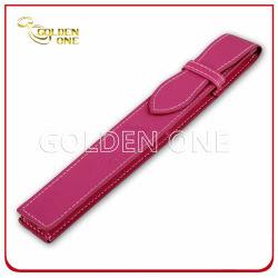Cassa di cuoio timbrata calda della penna dell'unità di elaborazione di alta qualità