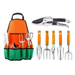 Les outils de jardinage Set, 12 pièces, alliage aluminium