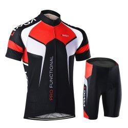 Los hombres se adapta a las carreras de Ciclismo Deportes pantalones y camisas de desgaste de atletismo