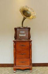 Tornamesa Vintage con el clásico Cuerno Kd-6011R