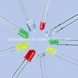 Diodo emissor de luz colorido