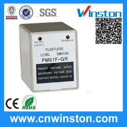 Relais de contacteur de niveau Floatless avec la CE (PM61F-GR)