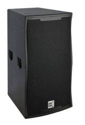 Sistema de som Luz Discoteca mixer de áudio do alto-falante de 15 polegadas