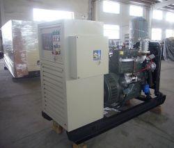 Sistema de control del motor para el generador nos ECU