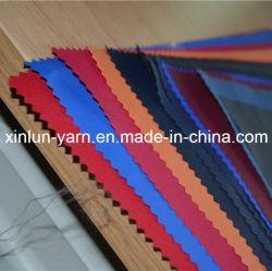 Tissu de nylon enduit de PVC pour vêtement/tente Veste doublure