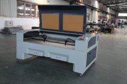 Gravure laser Double-Head pour tissu/cuir/acrylique/PVC/plastique/bois/RJ-1610 Machine en marbre