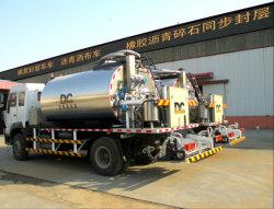 Distribuidor de asfalto inteligente Veículo Veículo do Pulverizador de betume de pulverização para a construção de estradas