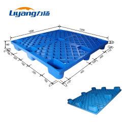 安い価格の軽量の網の上のNestableプラスチックパレット1200X1000X140mm