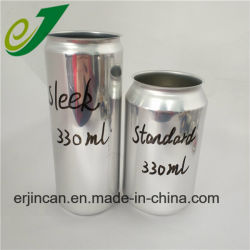 Lattine Per Bevande In Alluminio Per Alimenti 250 Ml 330 Ml