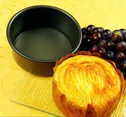 シリコーンの正方形の/Roundのケーキ型、パイ皿(供給される別のベーキング型のサイズ)