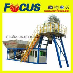 건설 장비 Yhzs50 이동식 콘크리트 배칭 공장
