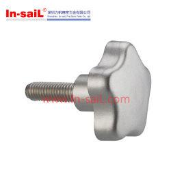 Haute qualité bouton métallique de poignée de porte