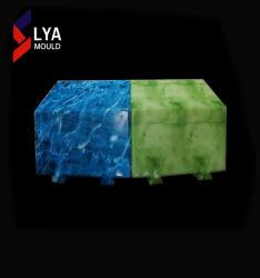 Im Freien Plastik-PET materielles LED Gehsteig-Licht
