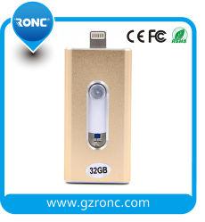 iPhone 8-128GBのための私フラッシュ装置OTG USBのフラッシュ駆動機構