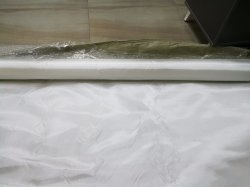 Эпоксидной смолы совместимых стекловолоконной ткани для огнеупорные и теплоизоляция