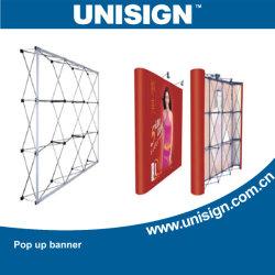 Рекламная подставка для дисплея появится всплывающее окно пружины (3X3M, 3X4M, 4X4m)
