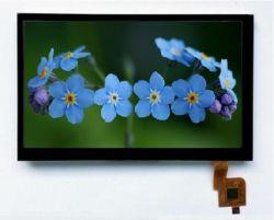 7 pouces écran TFT LCD 800x480 affichage vidéo avec écran tactile capacitif