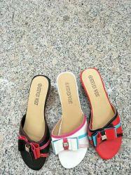 De nieuwe Voorraden voor de Pantoffels van Vrouwen, Dames/Vrouwen Sandals, hielden hoog Vrouwen Sandals