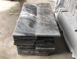 Scale della pietra del granito di Juparana/impronte e colonne montanti di punti