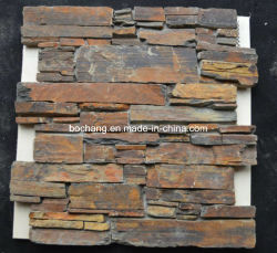 Artificiali, Cultured Stone per Wall Cladding (impiallacciature di pietra S1120)