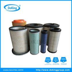 Fornecedor de fábrica de Autopeças do filtro de ar do veículo para o Fleetguard/Jcb/Volvo/Iveco/Cat