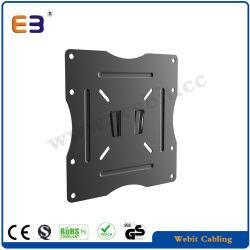 جهاز تثبيت على الحائط للتلفزيون بشاشة بلازما LED بحجم 23 بوصة~42 بوصة شاشة مسطحة