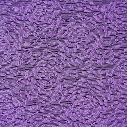 Envuelva tejido Jacquard Tejido de nylon de encaje