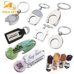 무료 샘플 Custom Token Metal 다채로운 에나멜 글리터 트롤리 에테움 클래식 프렌드십 캐디 파우더 버터플라이 키체인 코인 키 홀더