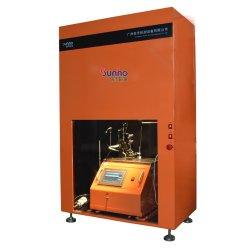La norma IEC60065 Electrónica Universal de los equipos de laboratorio de llama de la aguja/Materiales de la inflamabilidad Tester